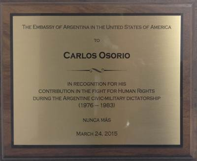 RESEARCH DOCUMENT : National Security Archive's Carlos